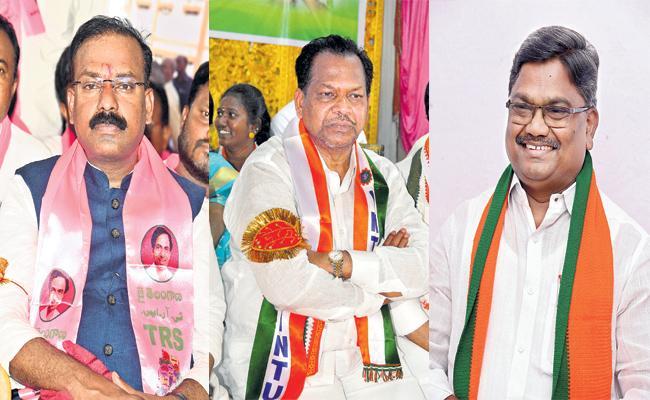 Peddapalli Constituency Review on Lok Sabha Election - Sakshi