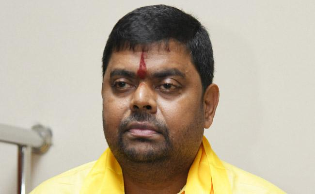 TDP Anakapalli MP Contestant Anand Corruption Track Record - Sakshi