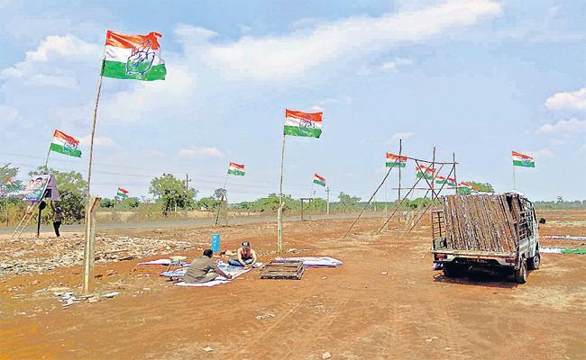 Sonia Gandhi tour Cancelled in Telangana Due to Unhealth Condition - Sakshi