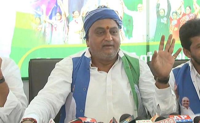 Ysrcp leader Prudhvi Raj fires on Chandrababu pawan - Sakshi