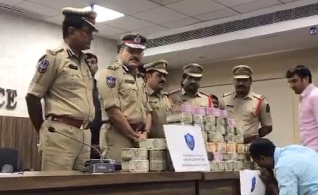 Task Force Police Seized Huge Money In Hyderabad - Sakshi