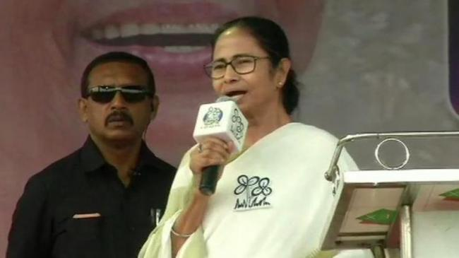 Election Commissions Stinging Reply To Mamata Banerjee Over Allegation Of Being Bias - Sakshi
