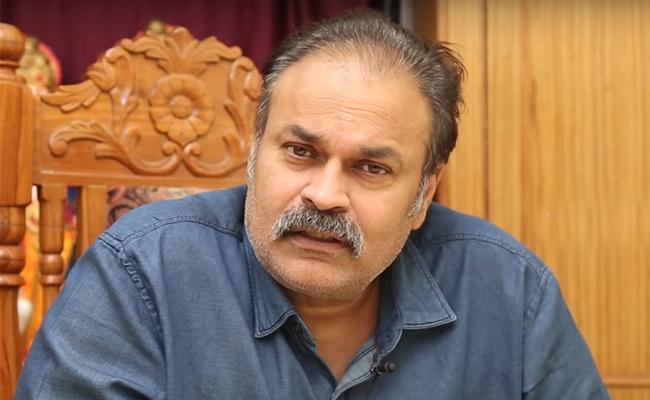Raghurama Krishnam Raju Fires On Janasena And Nagababu - Sakshi