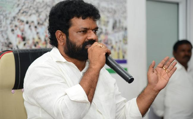 YSRCP Leader Nandigam Suresh Slams Film Actor Shivaji - Sakshi