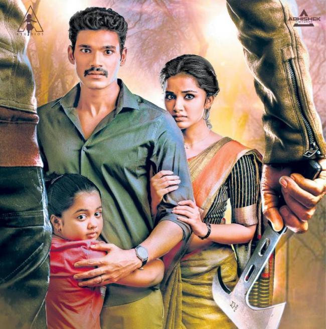 Bellamkonda Sai Sreenivas Rakshasudu First Look Released - Sakshi