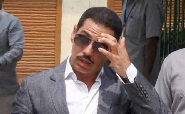 Will Campaign For Congress, Says Robert Vadra - Sakshi