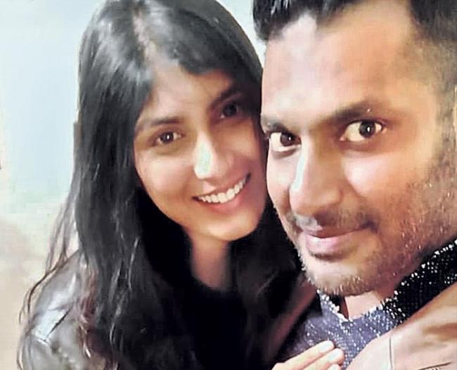 Vishal and fiancee Anisha Alla Reddy have a blast in Turkey - Sakshi