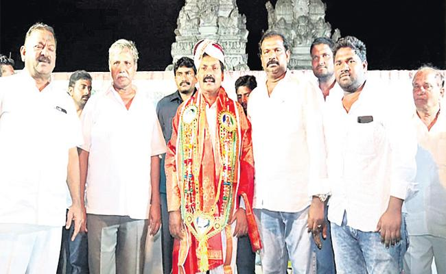 Somireddy Do Not Give Development To Sarvepalli - Sakshi