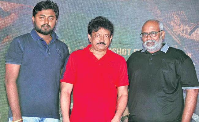 Ram Gopal Varma to make acting debut with Cobra - Sakshi