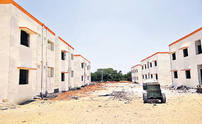 Double Bedroom Housing Scheme - Sakshi