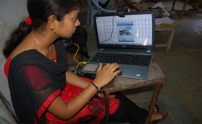 Webcasting With Students: EC - Sakshi