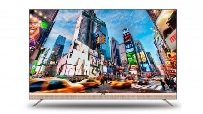JVC 55Inch 4K Smart Quantum LED TV Launched - Sakshi
