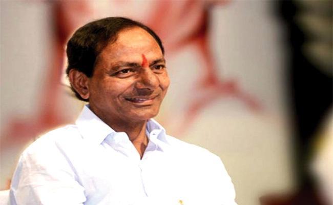 CM KCR Public Meeting in Vikarabad - Sakshi