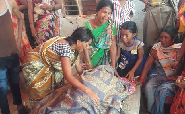 Son Killed Father Warangal - Sakshi