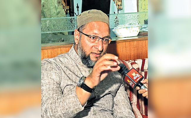 Asaduddin Owaisi Special Interview On Lok Sabha Election - Sakshi