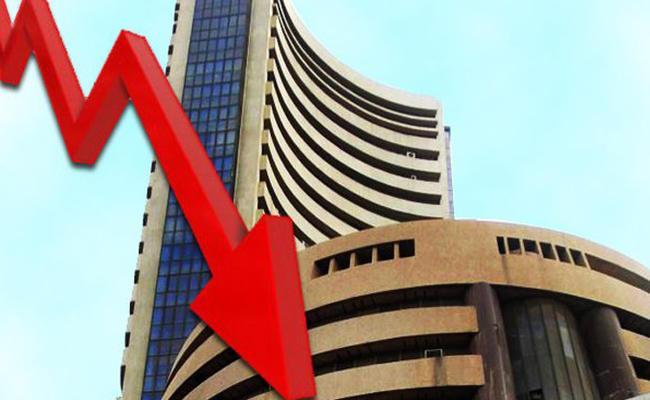 Stockmarkets Falls But nifty Above 11600 - Sakshi