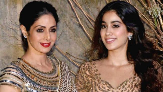 Janhvi Kapoor Recalls Huge Fight With Mom Sridevi - Sakshi