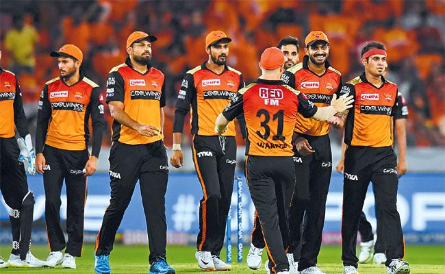 Sunrisers Hyderabad Vs Kings Eleven Punjab Today Match - Sakshi