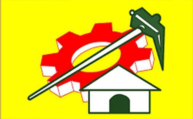 TDP Candidates  Do Not Follow Election Code - Sakshi
