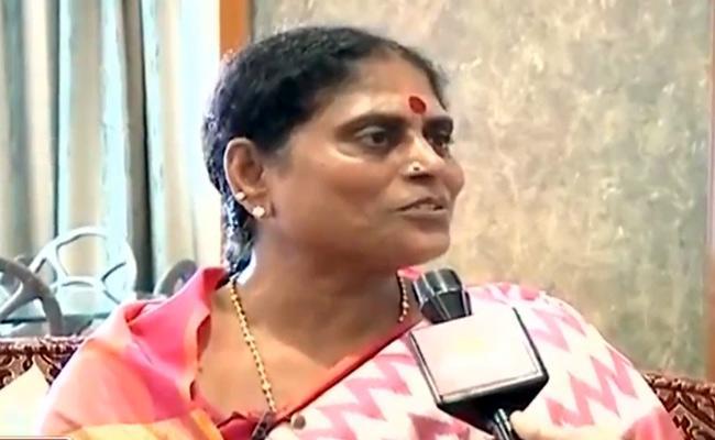 YS Vijayamma Exclusive Interview In Sakshi
