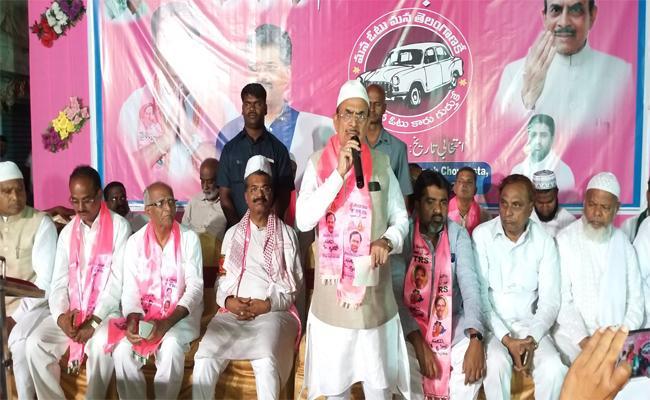 KCR Will Become PM: Mahamood Ali - Sakshi
