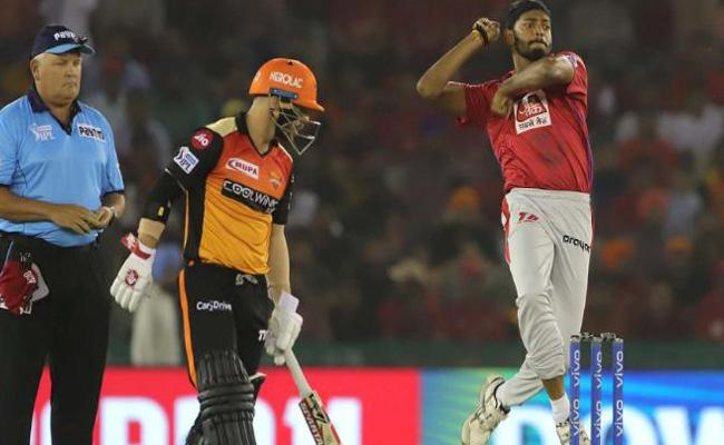 Plan was to restrict Warner and Bairstow by bowling tight line, Rajpoot - Sakshi