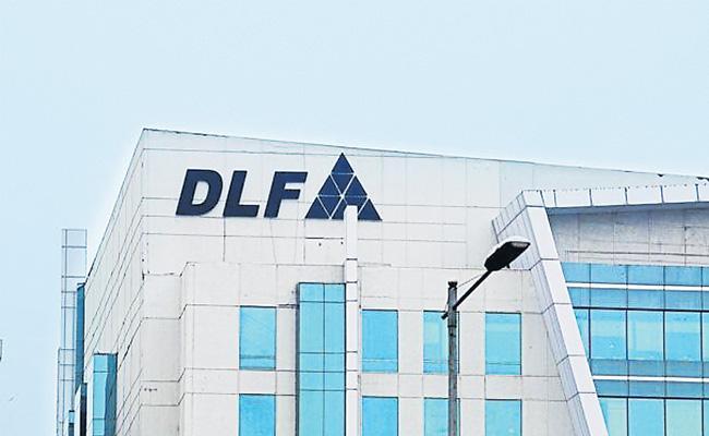 DLF cracks 8% on report of block deal - Sakshi