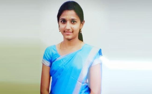 Pragathi Murder Case Reveals Tamil Nadu Police - Sakshi
