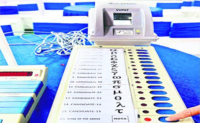 Elections Arrangement Complete In Khammam - Sakshi