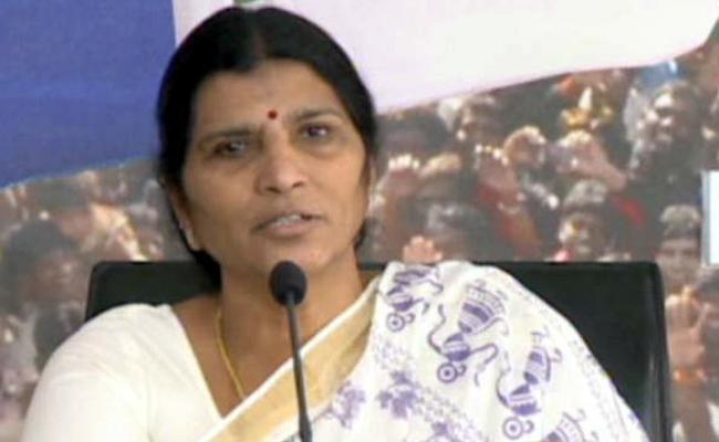 Lakshmi Parvathi Comments On Chandrababu Naidu - Sakshi