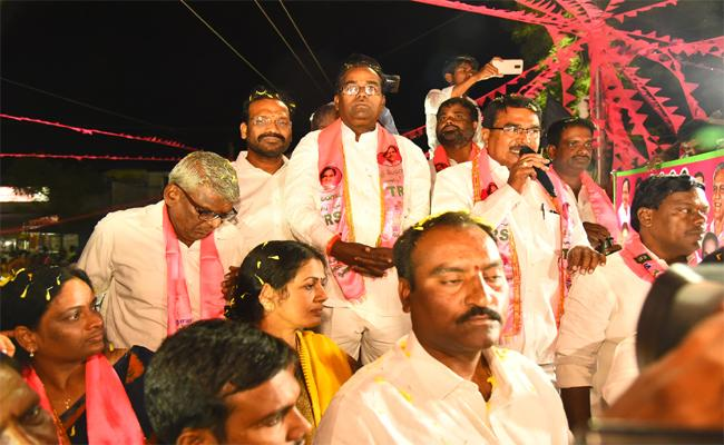 We Will Fight for Macherla Railway Line: Niranjanreddy  - Sakshi