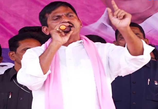 Ponguleti Srinivasa Reddy Supports Nama Nageswara Rao - Sakshi