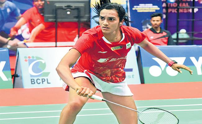 Singapore Open Title From Today - Sakshi