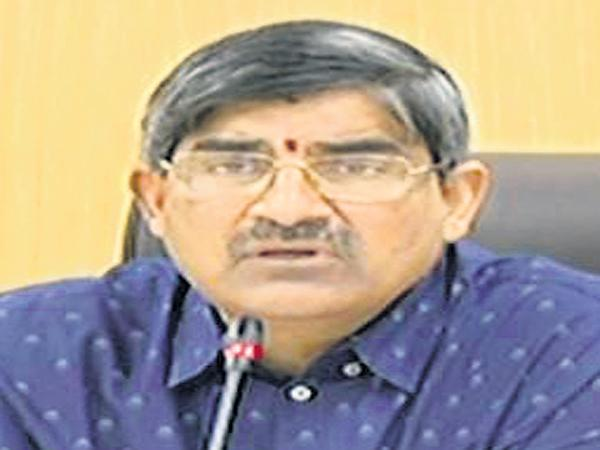 Central Cabinet Secretary review with States CSs On Cyclone - Sakshi