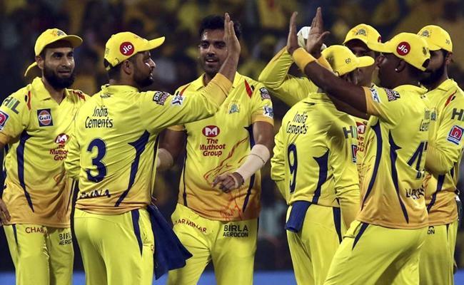IPL 2019 CSK Beat Delhi Capitals By 80 Runs - Sakshi