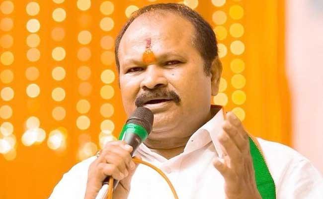 Kanna Lakshmi Narayana Slams Chandrababu Naidu - Sakshi