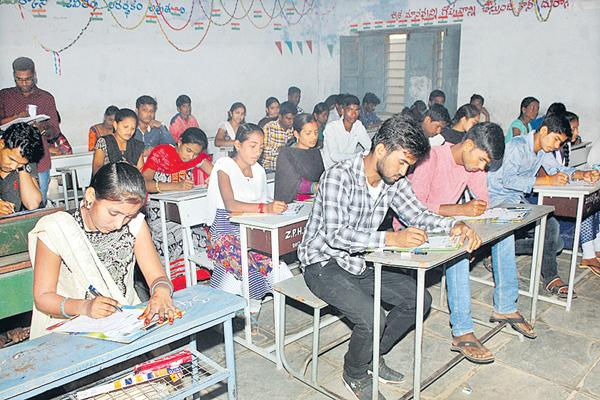 Polycet Training Was Failed  - Sakshi
