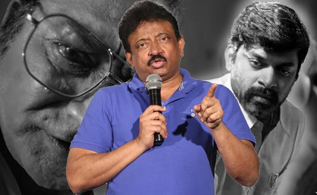 Ram Gopal Varma Tweet On Lakshmis NTR Andhra Pradhesh Release Issue - Sakshi