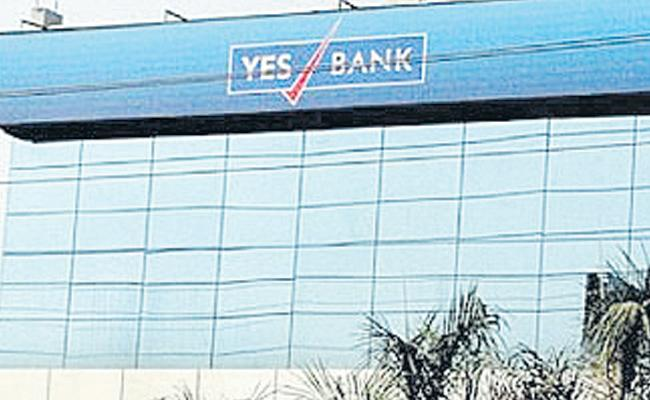 Yes Bank shares plummet 29% after shock loss in Q4 - Sakshi