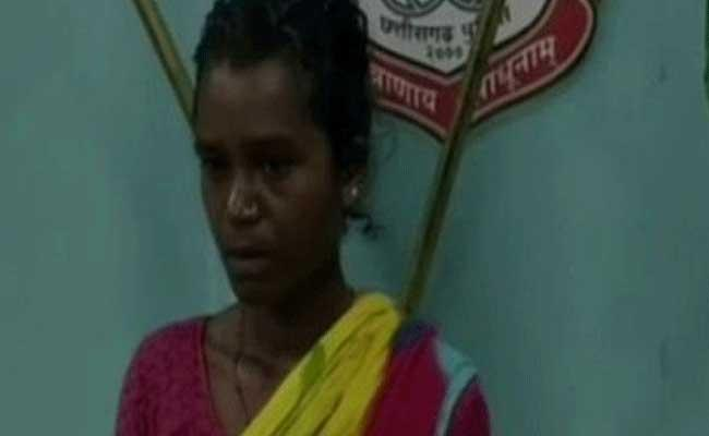 Police Arrests Maoist Mangli - Sakshi