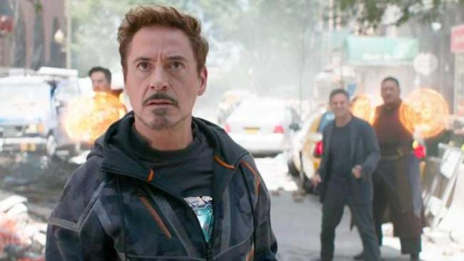 Was Robert Downey Jr paid Rs 524 Crore As Salary For Avengers Infinity War - Sakshi