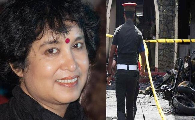 Taslima Nasreen Welcomes Sri Lanka Burqa Ban Over Easter Sunday Blasts - Sakshi