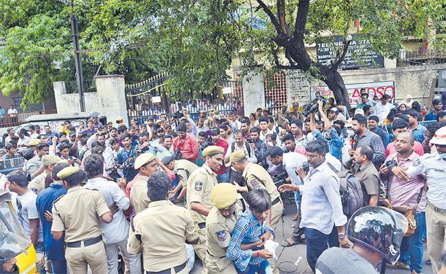 Kondala Rao Velchala Article On Inter Issue - Sakshi
