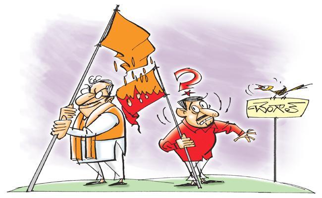 BJP Targets Bengal Lok Sabha Election - Sakshi