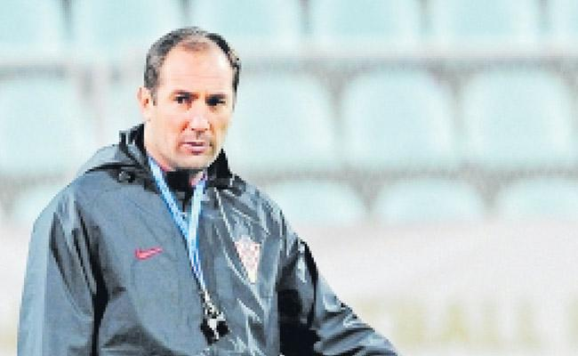 Former Croatia coach Igor Stimac set to be India Football Coach  - Sakshi