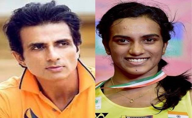 Sonu Sood to play Pullela Gopichand in PV Sindhu biopic - Sakshi