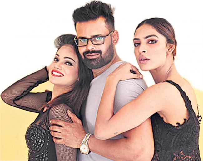 Na Peru Raja movie teaser and logo launch - Sakshi