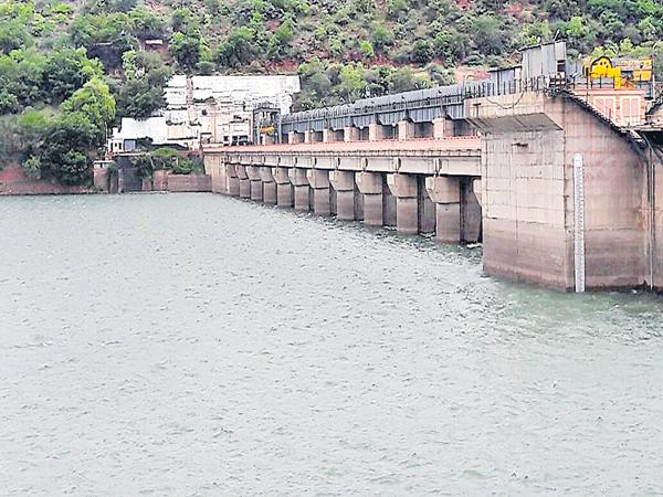 Srisailam reserves for mission bhageeratha - Sakshi