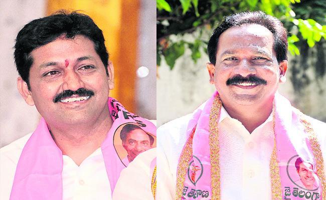 Telangana MLC Elections TRS Candidate Suspense - Sakshi