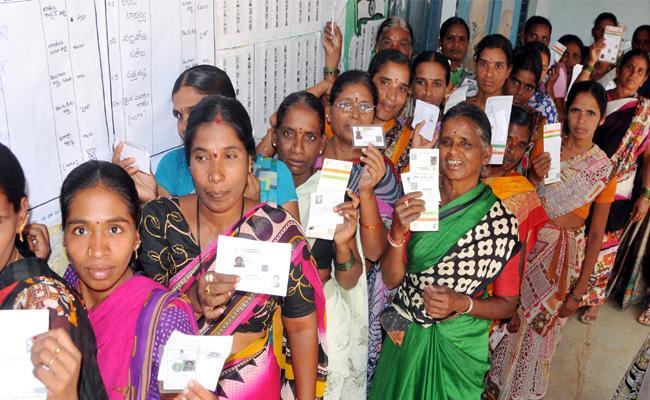 Telangana ZPTC And MPTC  Elections Peaceful - Sakshi